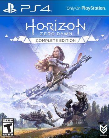 PS4 HORİZON COMPLETE EDİTİON