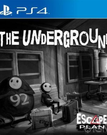 The-Underground-Escape