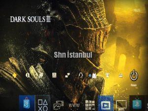 Dark Souls III Inventory