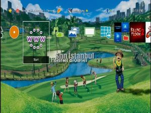 Everybody's Golf Dynamic