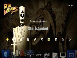 Grim Fandango Exclusive