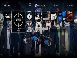 Payday 2 The Master Plan