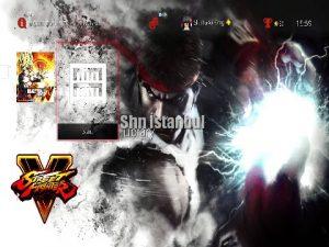 Street Fighter V Pre-Order