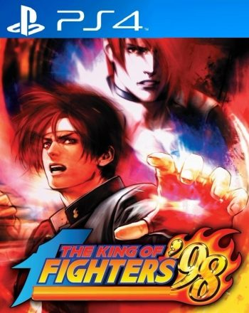 The-King-of-Fighters-98-Ultimate