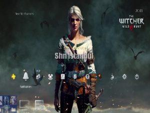 The Witcher 3 Wild Hunt Geralt & Ciri