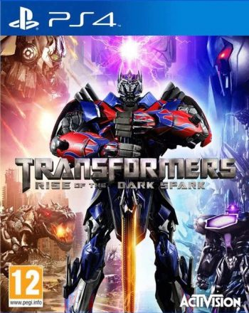 Transformers_ Rise of the Dark Spark