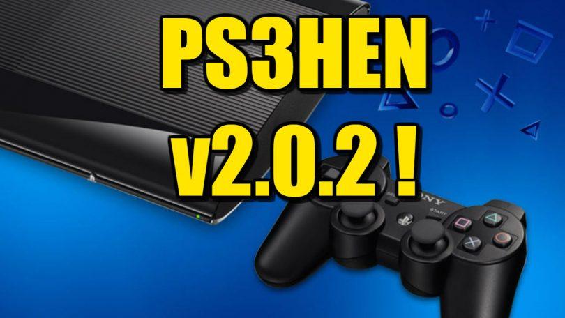 PS3 HEN 2 0 2 İndir   Ps4 Oyun