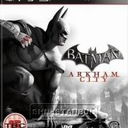 Batman Arkham City EUR PS3