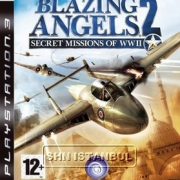 Blazing Angels 2-Secret Missions of WWII-ps3