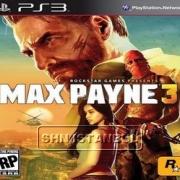 Max Payne 3-ps3-oyun-indir