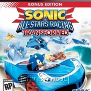 Sonic & All-Stars Racing Transformed-ps3