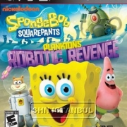SpongeBob SquarePants Plankton's Robotic Revenge-ps3-