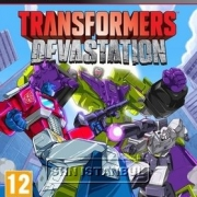 Transformers.Devastation.PS3