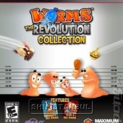 Worms The Revolution Collection PS3