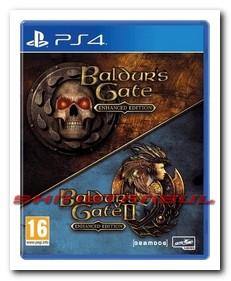 Baldurs Gate and Baldurs Gate II Enhanced Editions