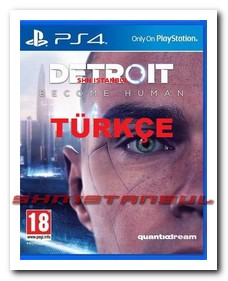 Detroit Become Human TÜRKÇE