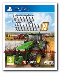 Farming Simulator 19+Update.v1.10