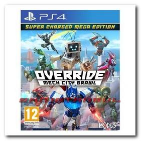 Override Mech City Brawl Super Charged Mega Edition+Update.v.1.03