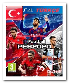 PES 2020 TÜRKÇE