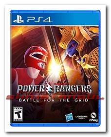 Power Rangers Battle for The Grid DLC