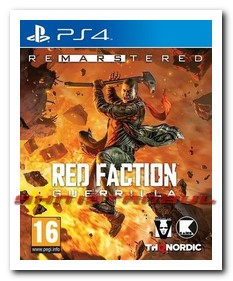 Red Faction Guerrilla Re-Marstered